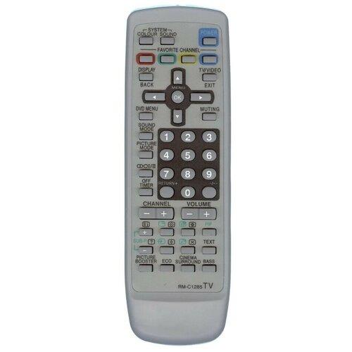 Фото - Пульт ДУ Huayu для JVC RM-C1285 пульт ду для телевизоров jvc rm c1013