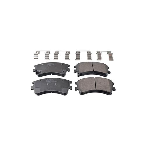 NIBK pn5526 (G2YS2223Z / G2YS3323Z / G2YS3323ZA) колодки тормозные дисковые Mazda (Мазда) 6 2.0 2005 - 2007 Mazda (Мазда) 6 2.0 2002 - 2007 Mazda (Мазда) 6 2.3 2002 - 2007