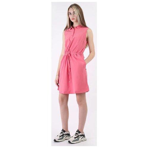 Платье PUMA, размер S, розовый puma худи женская puma modern sports размер 44 46
