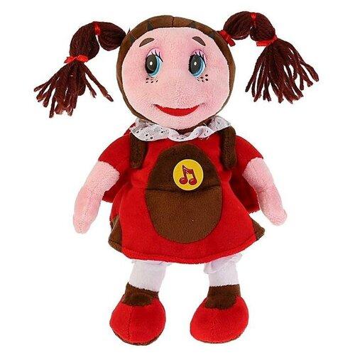 Купить Мульти-Пульти Мягкая игрушка «Божья коровка Мила» 23 см, звуковые функции, Мягкие игрушки