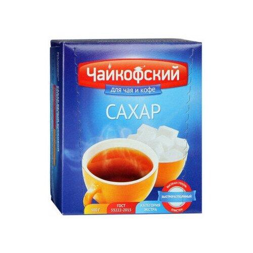 Сахар прессованный Чайкофский, 500 г,760812 6 шт.