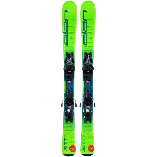 Горные лыжи детские с креплениями Elan Jett QS (20/21), 70 см