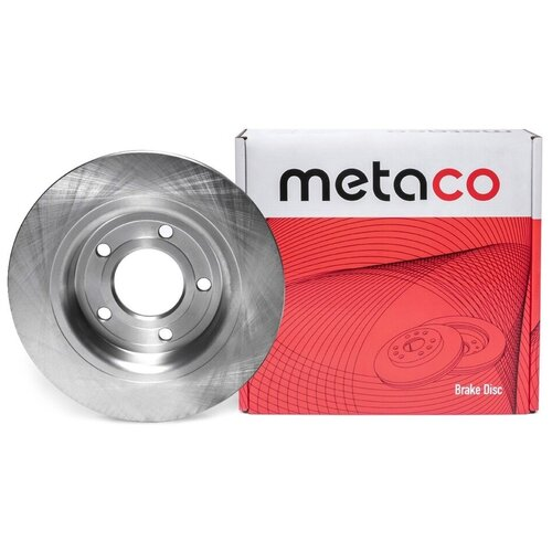 Диск тормозной задний Metaco 3060-126