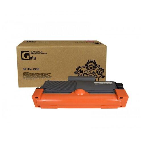Картридж TN-2335 для принтеров Brother DCP-L2500, 2520, 2540, 2560 / HL-L2300, 2340, 2360, 2365, 2380 / MFC-L2700, 2720, 2740, черный (black), для лазерного принтера, совместимый