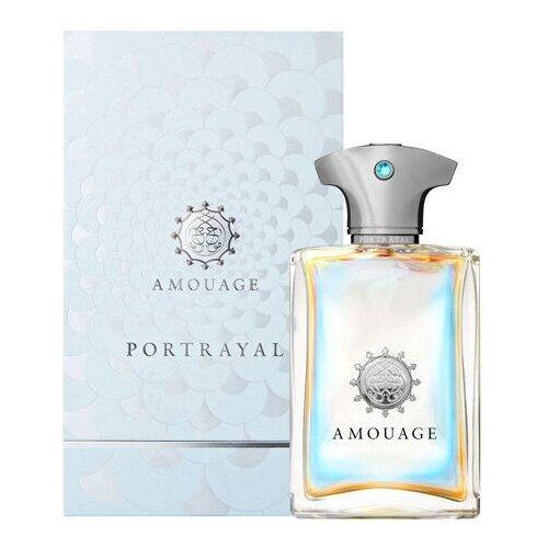 Парфюмерия Amouage Portrayal men edp 100ml - парфюмерная вода мужская
