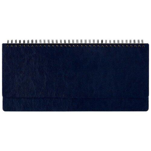 Фото - Планинг Attache недатированный, синий, 303*150, 120 листов, Agenda (993725) планинг attache 129427 недатированный 53 листов синий