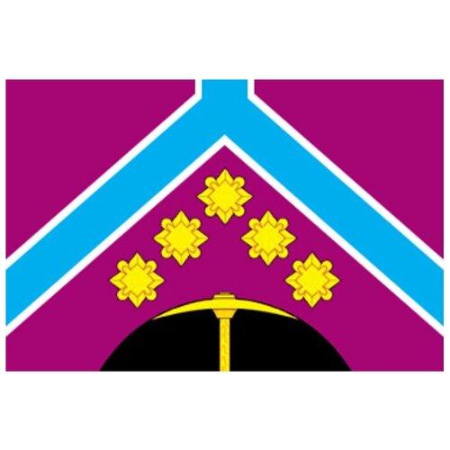 Флаг Приреченского сельсовета (Красноярский край)