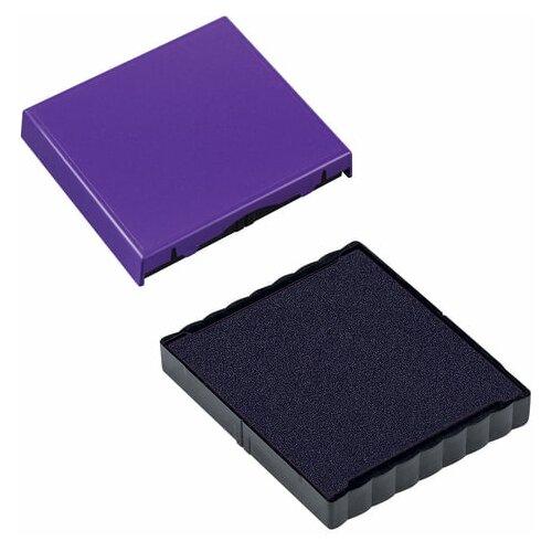 Подушка сменная 40х40 мм, фиолетовая, для TRODAT 4940, 4924, 4724, 4740, арт. 6/4924, 69823
