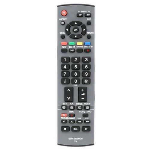 Фото - Пульт ДУ Huayu для Panasonic EUR7651120 пульт ду panasonic eur 7722x20 universal dvd vhs system