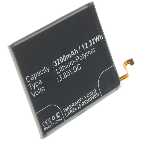 Аккумуляторная батарея iBatt 3200mAh для Samsung Galaxy A7 2018, Galaxy A10, SM-A105F, SM-A750FN, SM-A750FN/DS, Galaxy M10, SM-A750, SM-A750F, SM-A105FN