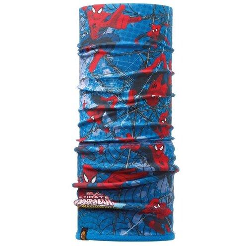 Бандана Buff Superheroes Polar Warrior Harbor голубой/красный