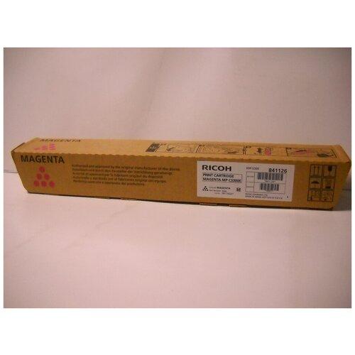 Фото - Тонер-картридж Ricoh Type MPC3300E (841126) тонер картридж ricoh type mpc5000e 841160 842048