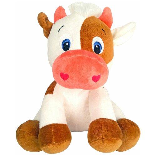 Мягкая игрушка Корова Lapa House 115577 23см.