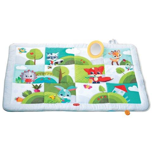 Фото - Развивающий коврик Tiny Love Солнечная полянка, 1205200030 развивающий коврик tiny love сказочный лес 1205106830