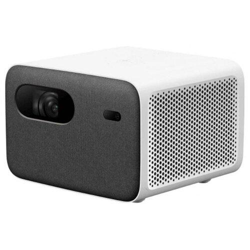 Фото - Проектор Xiaomi Mi Smart Projector 2 Pro BHR4884GL (White) проектор xiaomi mi smart projector 2 pro бело серый wi fi [bhr4884gl]