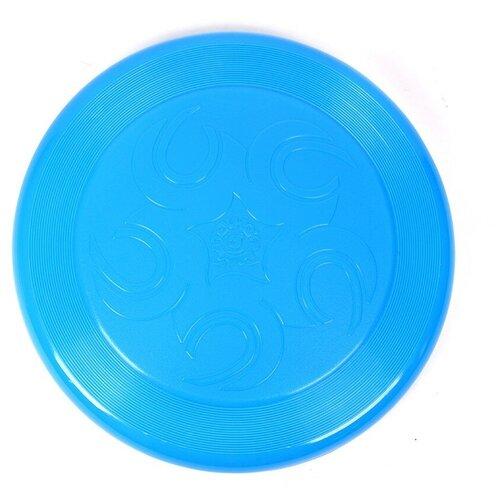 Купить Летающая тарелка фрисби детский зеленый технок / развивающие игры / бумеранг детский / игры на улице / летающий диск, ТехноК, Фрисби