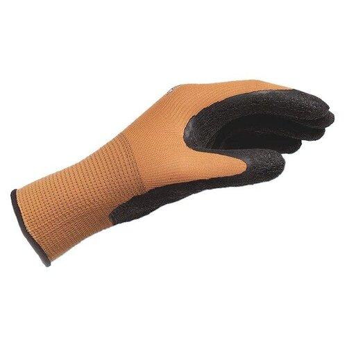 Перчатки WURTH для механиков 0899400531 1 пара оранжевый/черный