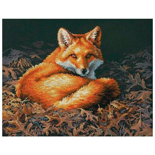 Купить Dimensions Набор для вышивания Лиса в лучах солнца 36 х 28 см (70-35318), Наборы для вышивания