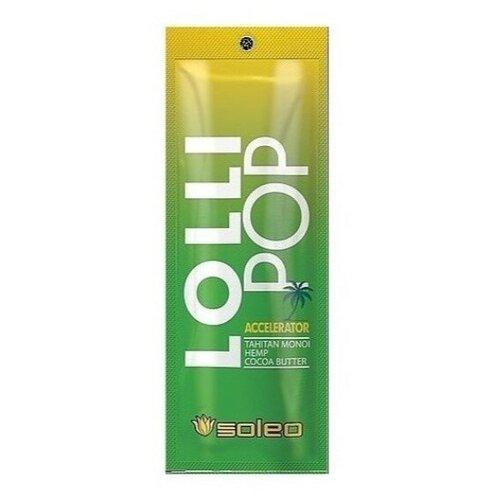 Фото - Крем для загара в солярии Soleo LolliPop 15 мл soleo ультраусилитель lime mousse загара с тирозином 150 мл