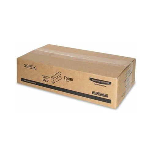 Тонеры XEROX, комплект 2 шт., (106R01277) WorkCentre 5016/5020, оригинальные, ресурс 2х6300 страниц, 1 шт.