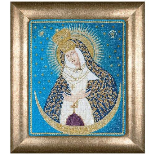 Купить Thea Gouverneur наборы для вышивания 530А Остробрамская икона Божией Матери 25 х 30 см, Наборы для вышивания