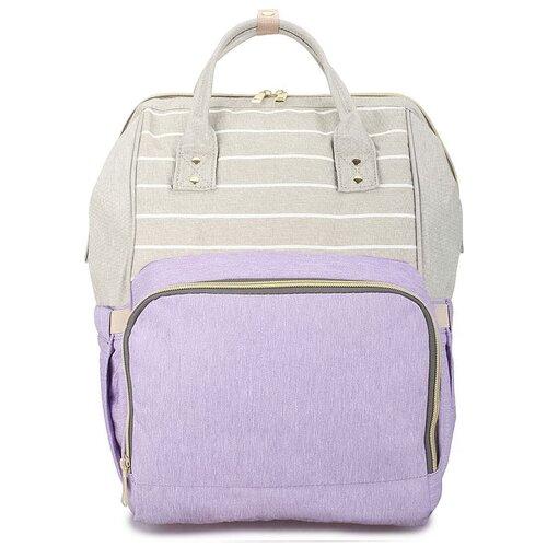 Женская сумка-рюкзак «Марчелла» 361 Violet футболка тренировочная женская nike academy 893741 361
