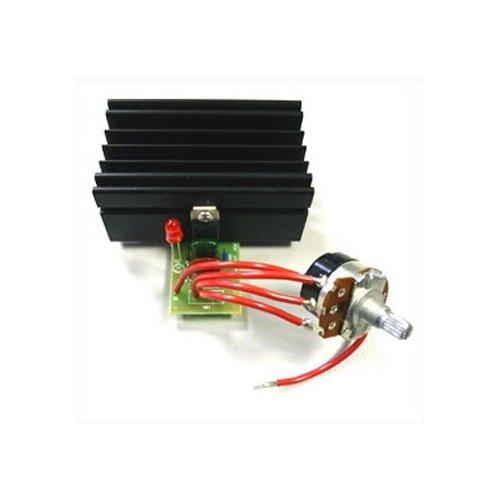 Регулятор мощности 2500Вт (11А)/ 220В (BM247)