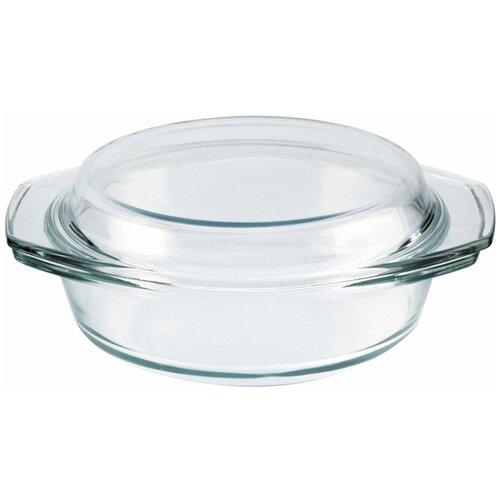 Кастрюля Appetite стеклянная 1,5 л
