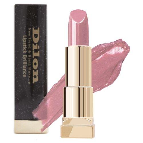 Фото - Dilon помада для губ «Brilliance», оттенок 2237 Классический розовый dilon помада для губ brilliance оттенок 2201 розовый жемчуг