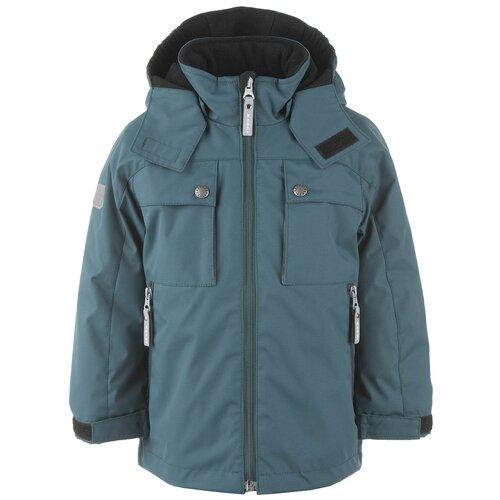 Купить Куртка для мальчиков HENRY K21023-423, Kerry, Размер 104, Цвет 423-морской, Куртки и пуховики
