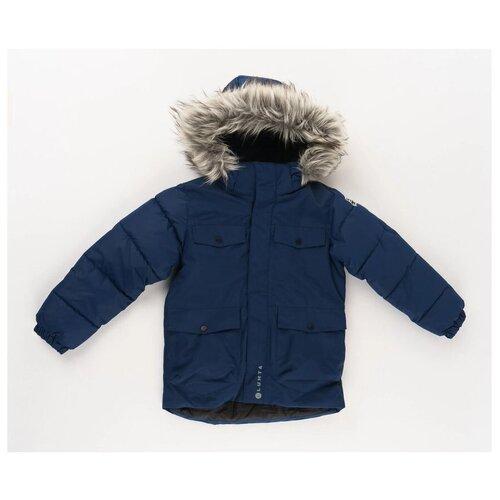 Куртка LUHTA 434064532L6V размер 164, синий luhta шарф женский luhta alana