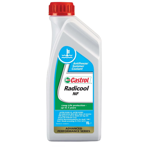 Антифриз Castrol Radicool NF 158A60 60 л
