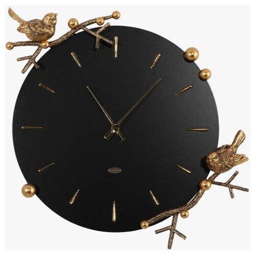 Часы настенные BOGACHO Терра Каштан часы настенные bogacho терра бронза