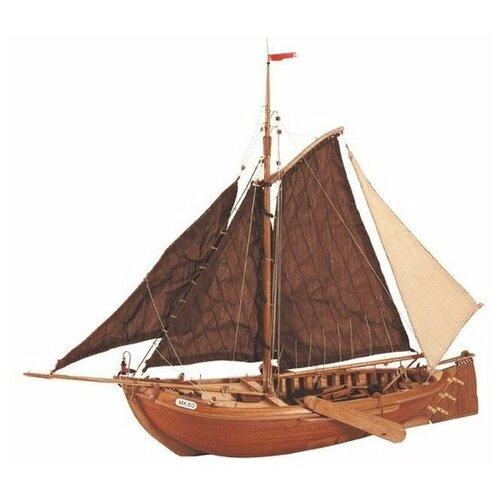 Сборная деревянная модель корабля Artesania Latina BOTTER, 1/35 недорого