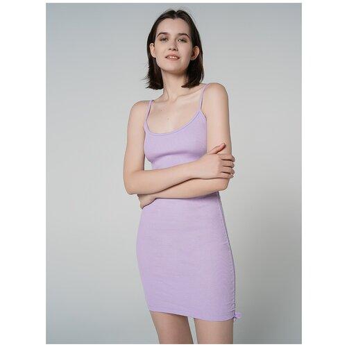 Платье ТВОЕ 81288 размер M, сиреневый, WOMEN