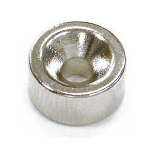 Неодимовый магнит St10/5, с зенковкой 4/7 мм, 6 шт магнит бык селенит 5 5 6 5 см