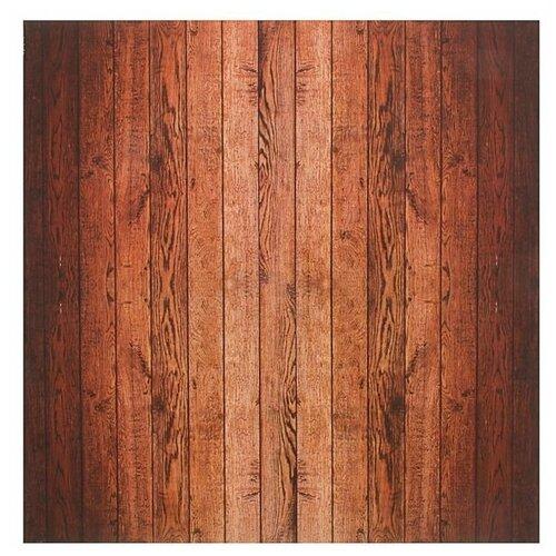 Фото - Фотофон Арт Узор Дерево тёмное коричневый миникомод с 4 ящиками 300х115х200мм светлое дерево мдф