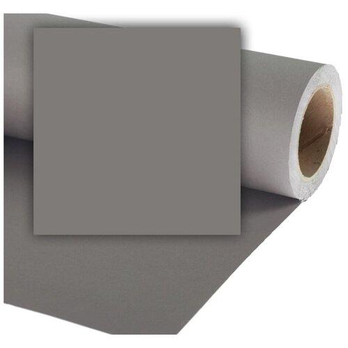 Фото - Фон Colorama Mineral Grey, бумажный, 1.35 x 11 м фон бумажный colorama ll co531 1 35x11 м maize