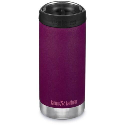 Термокружка Klean Kanteen TKWide Cafe Cap 12oz (355 мл) Purple Potion