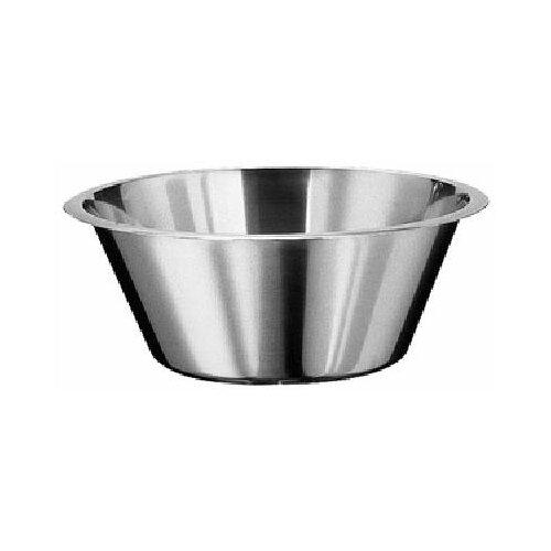 Миска; сталь нерж.; 0.5л, Paderno, арт. 12582-13