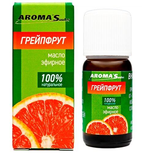 AROMA'Saules эфирное масло Грейпфрут, 10 мл