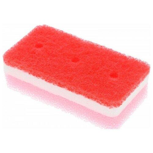 ohe corporation kitchen sponge абсорбирующая губка для кухни из целлюлозы 2 шт 18х20 см Губка для мытья посуды Ohe 'Tafupon Medium Sponge', трехслойная
