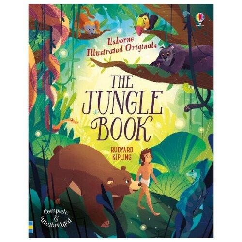 Купить The Jungle Book, Usborne, Детская художественная литература