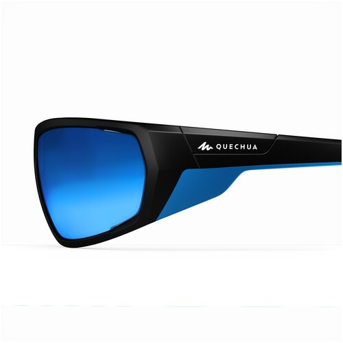 очки солнцезащитные для походов детские mh k120 2–4 лет категория 4 quechua x декатлон Очки солнцезащитные для походов для взрослых категория 4 MH570 QUECHUA X Декатлон
