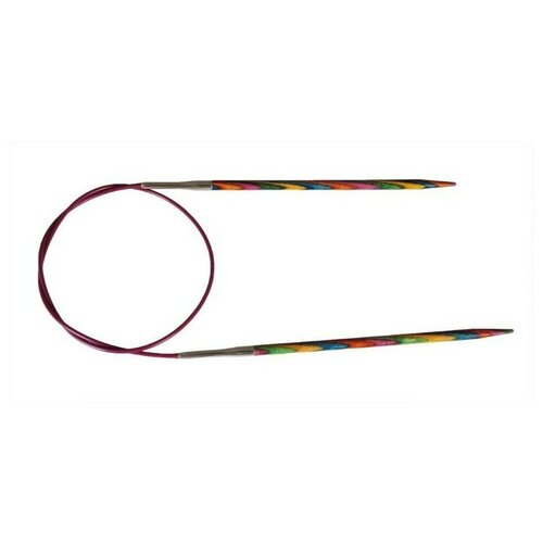 Купить Спицы круговые Symfonie 6, 5мм/40см, KnitPro, 20314, Knit Pro