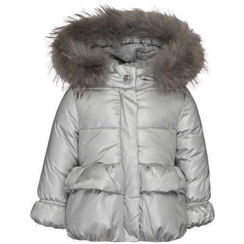 Куртка Gulliver Baby размер 74, серебристый