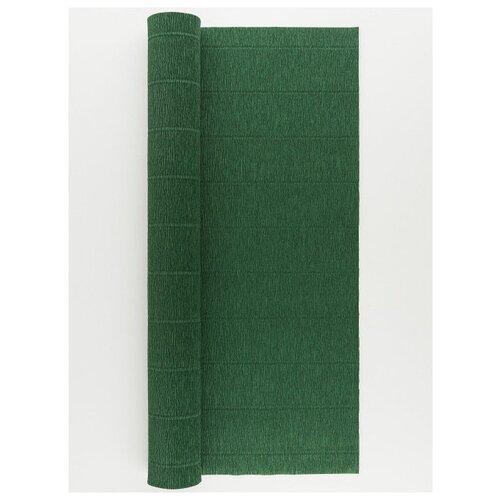 Купить Бумага гофрированная 50см х 2, 5м., 180г/м., Cartotecnica Rossi, 561 хвойно-зеленая, Цветная бумага и картон