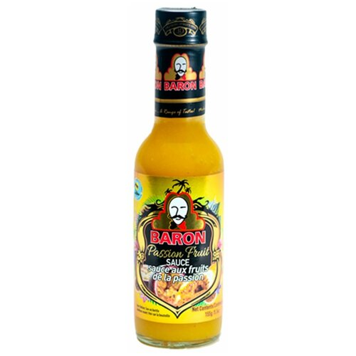 ремень baron baron mp002xm23u6n Соус из пассифлоры Baron (Passion Fruit Sauce), 155 гр.