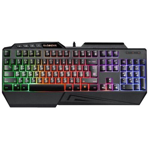 Клавиатура игровая проводная DEFENDER GLORIOUS GK-310DL
