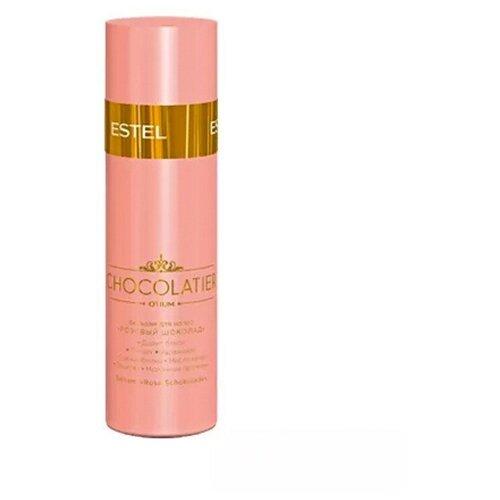 Фото - ESTEL Estel, Chocolatier - бальзам для волос «Розовый шоколад», 200 мл estel professional бальзам otium chocolatier белый шоколад 200 мл